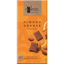 BIO iChoc Almond Orange Schokolade - 80g